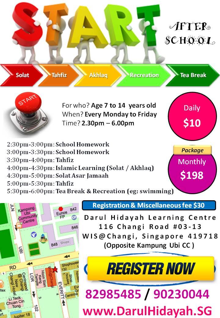 Darul Hidayah Start Poster