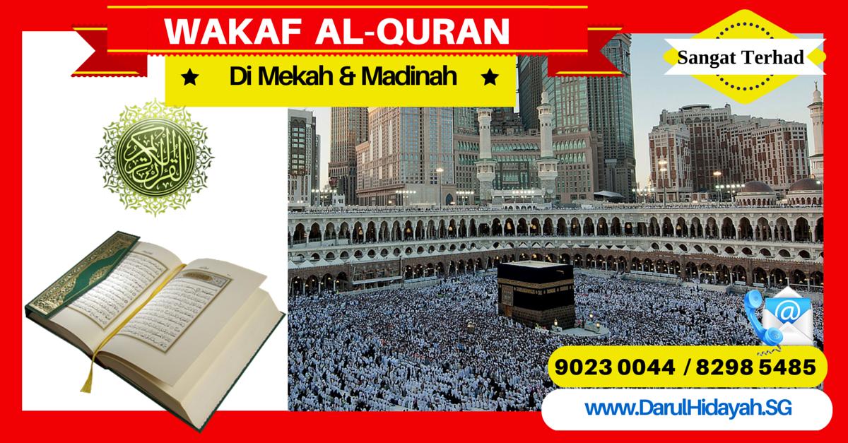 Ori Wakaf Al-Quran (2)
