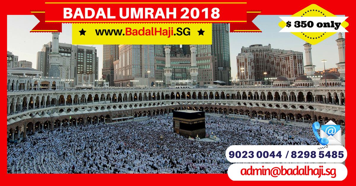BADAL UMRAH 2018